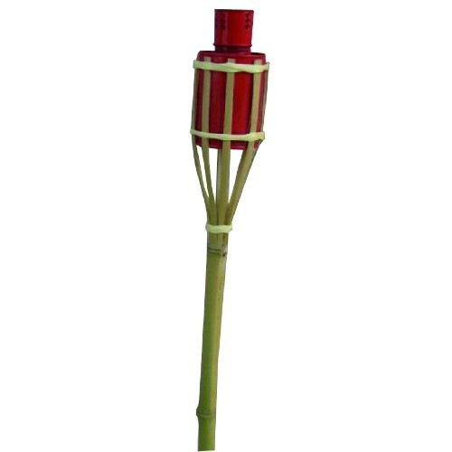 Louč bambusová 90cm ČRV