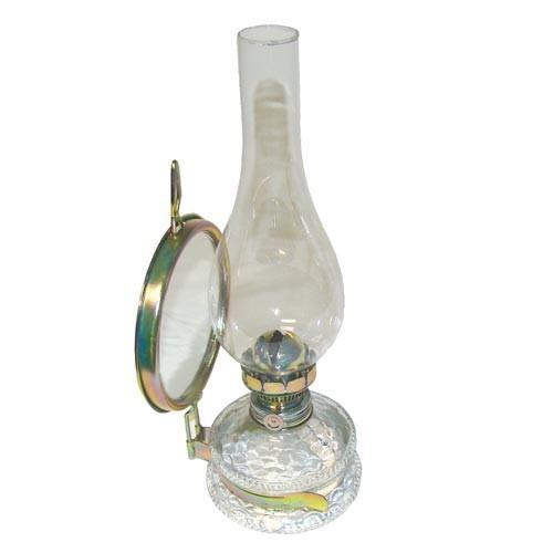 """Lampa petrolejová s cylindrem 13/ 5"""" 29,5cm"""