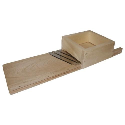 Kruhadlo na zelí 60cm 3 nože dřev.