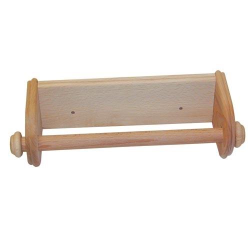 Držák na kuch.utěrky 27x11x8cm dřev., závěsný
