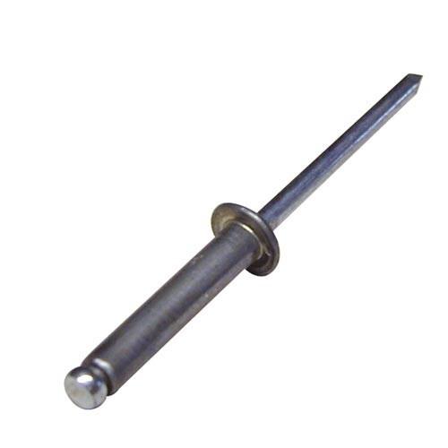 Nýt trhací 4.8x10 mm ST/ST (50ks)
