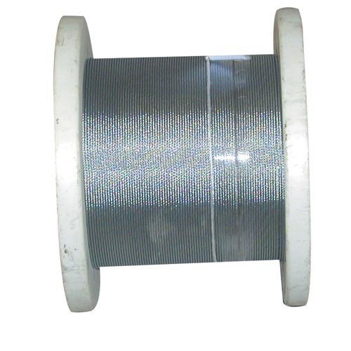 Lanko ocelové 3mm ZCCZ pu Zn (200m) max.zat.485kg