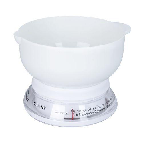Váha kuchyňská 3kg mechanická ROUND