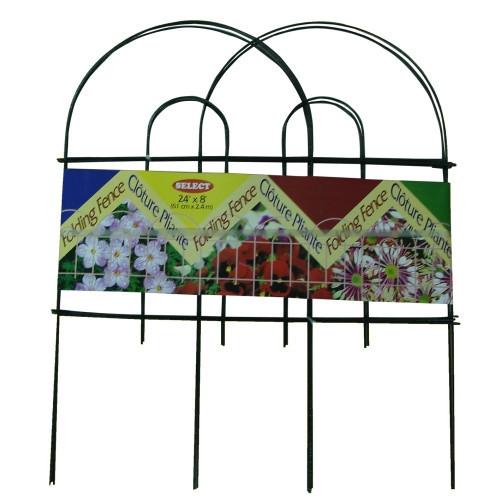 Plůtek zahradní 60cmx3m kov/PH ZE (7ks)