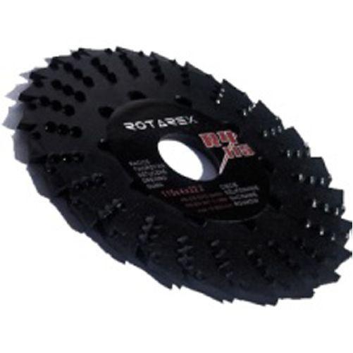 Rašple rotační R4/125mm univerzální ROTAREX