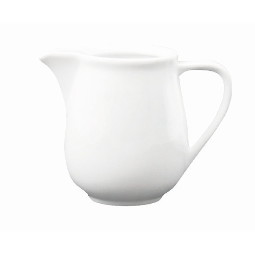 Konvička na mléko JOSEFA 100ml BÍ porcelánová