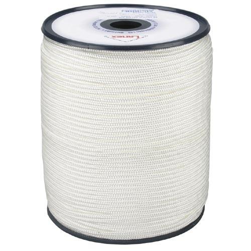 Šnůra PPV bez duše 6mm barevná pletená (100m)