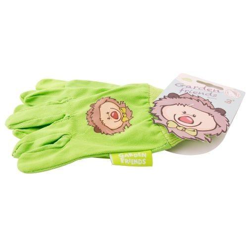 Rukavice dětské (pár) 100% bavlna s elastickým zápěstím ZE