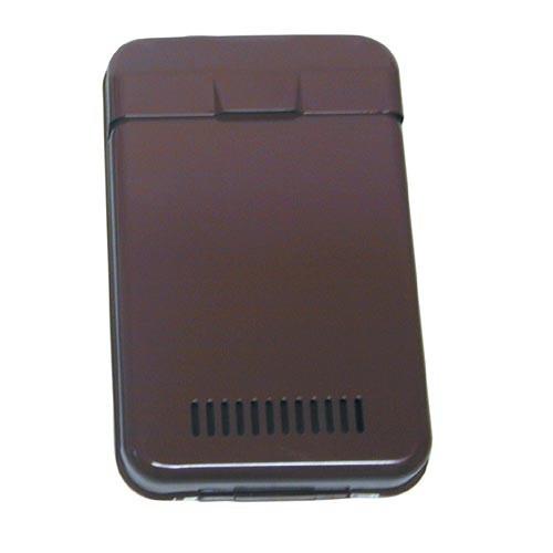 Schránka poštovní EBAS 350x215x45mm BÍ