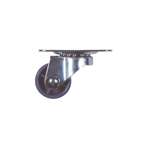 Kolečko nábytkové otočné 24mm (10ks)