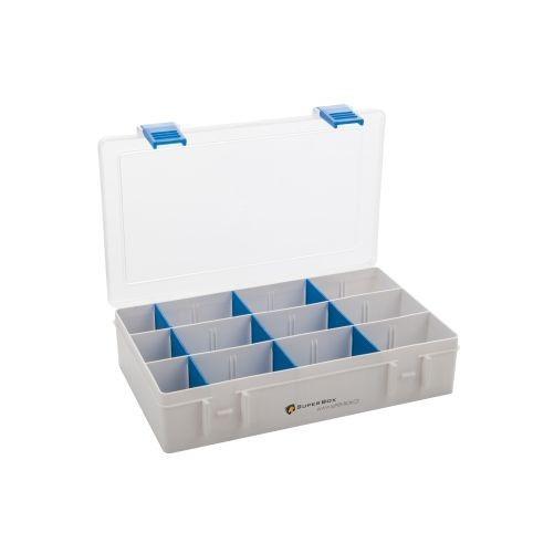 Organizér SUPER BOX L 206x137x45mm mix barev
