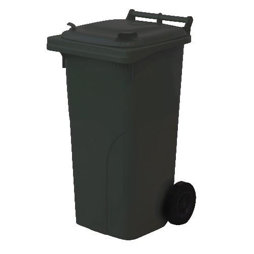 Nádoba na odpadky 120l PH ČER
