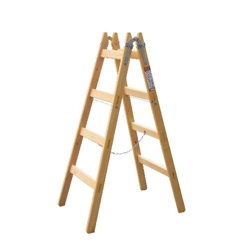 Štafle technické 8 př. 2,56m STANDARD 300 dřevěné