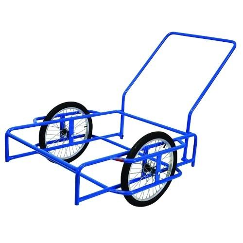 Vozík GOLEM, komaxit, 1030x1110x260mm, nosnost 250kg