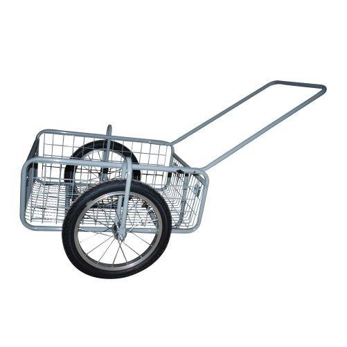Vozík PEGAS skládací, komaxit, 450x640x280(1320)mm, nosnost 100kg