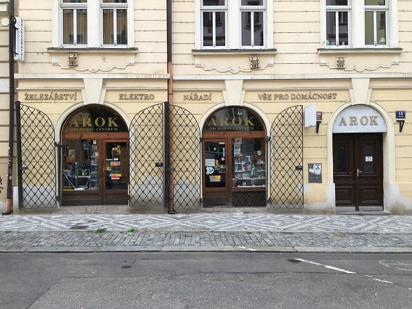 AROK - Obchodní centrum Žižkov
