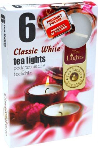 Svíčka čajová BÍ (6ks)