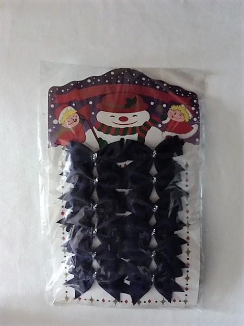 Mašličky na vánoční stromeček