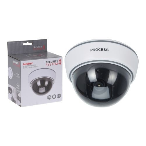 Kamera bezpečnostní LED atrapa