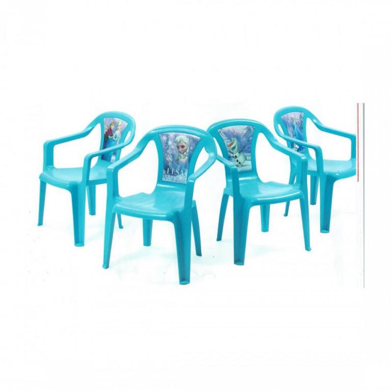 Židle dětská BAMBINI DISNEY FROZEN PH MO mix