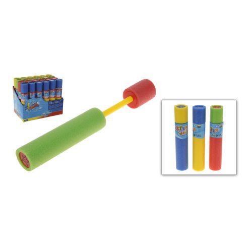 Pistole stříkací na vodu 26x4,9cm dětská mix barev