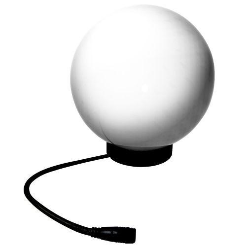 Svítidlo koule pr.25cm, 40W, IP55, včetně zdroje E27