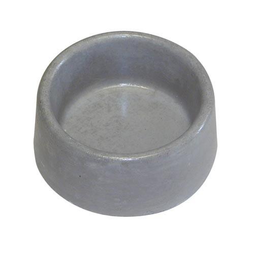 Miska kulatá vyšší 132x 57mm beton (36)