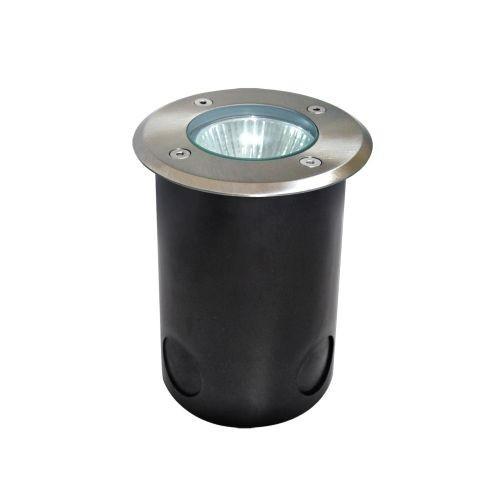 Svítidlo halogen zápustné pr.11cm, 1xGU10/25W, IP67 do země,betonu